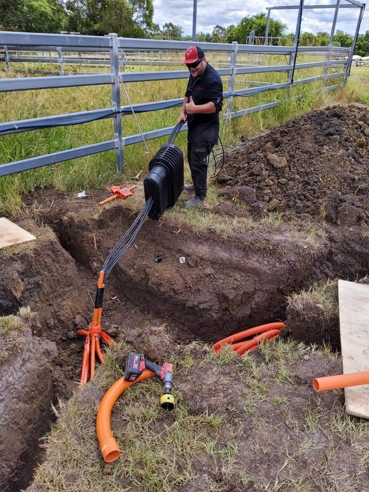 Rural Electrical Installations Esk